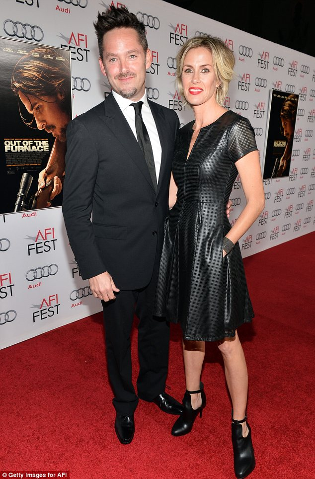 Director: Crazy Heart's Scott Cooper attended the AFI FEST 2013 screening of his movie Out of the Furnace with his wife Jocelyne