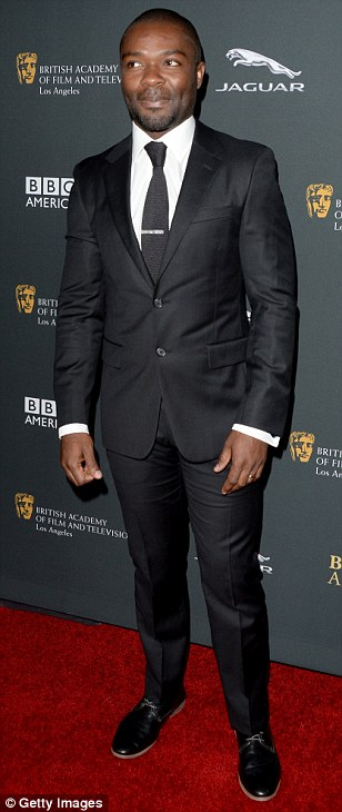David Oyelowo attends the 2013 BAFTA LA Jaguar Britannia Awards presented by BBC America