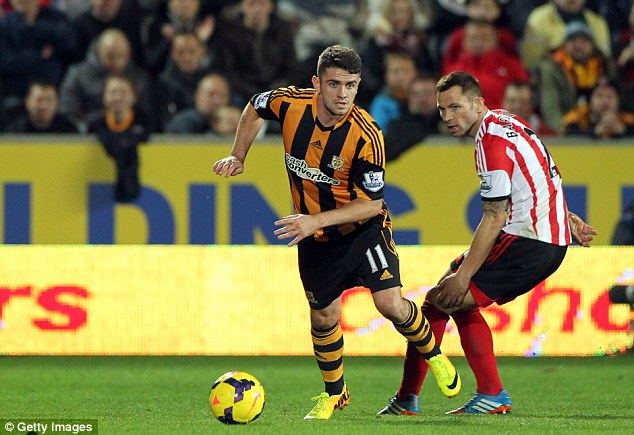 Groin injury: Hull City's Robbie Brady will miss the games against Latvia and Poland