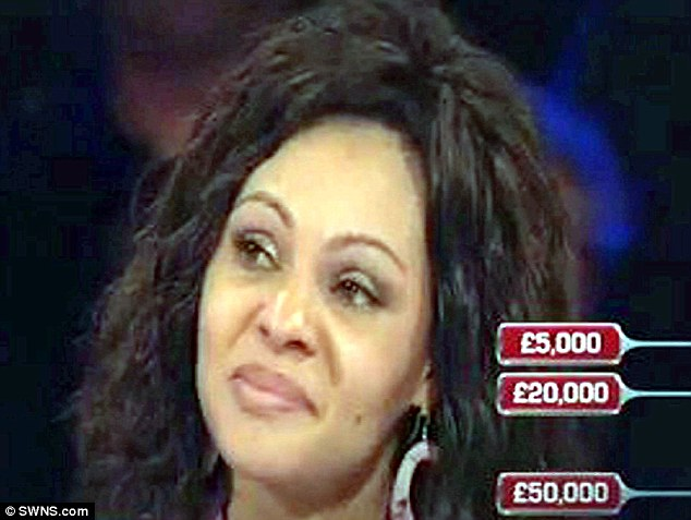Scam: Mrs Banana won a life-changing amount when she appeared on Deal Or No Deal in 2011, but still claimed benefits