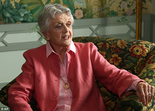 It's a mistake: Angela Lansbury told the Associated Press that it's a mistake for NBC to name its new show Murder, She Wrote