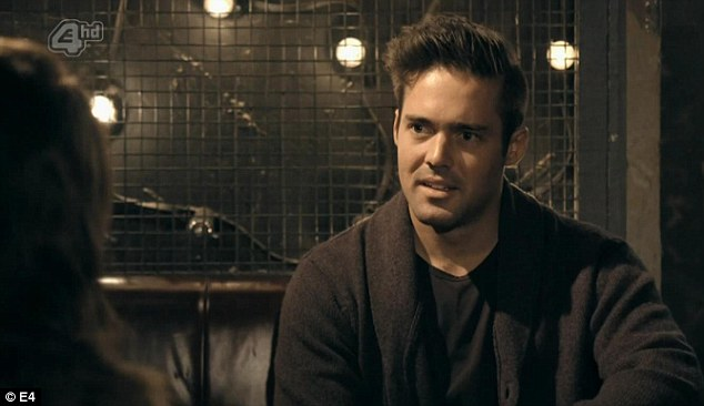 Bad boy: Spencer Matthews confesses to cheating on Stephanie before they broke up in Dukebox