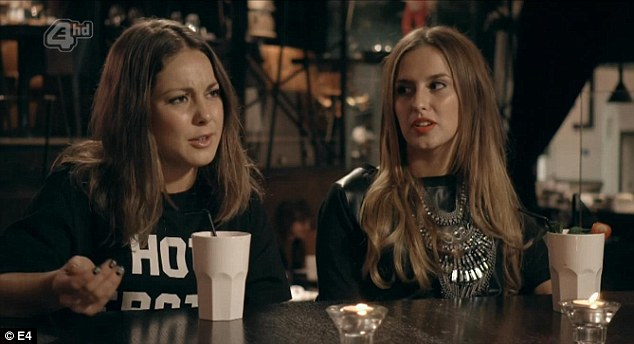 Spencer's Exes Inc: Lucy and Louise met up with Stephanie Pratt with an unpleasant bombshell