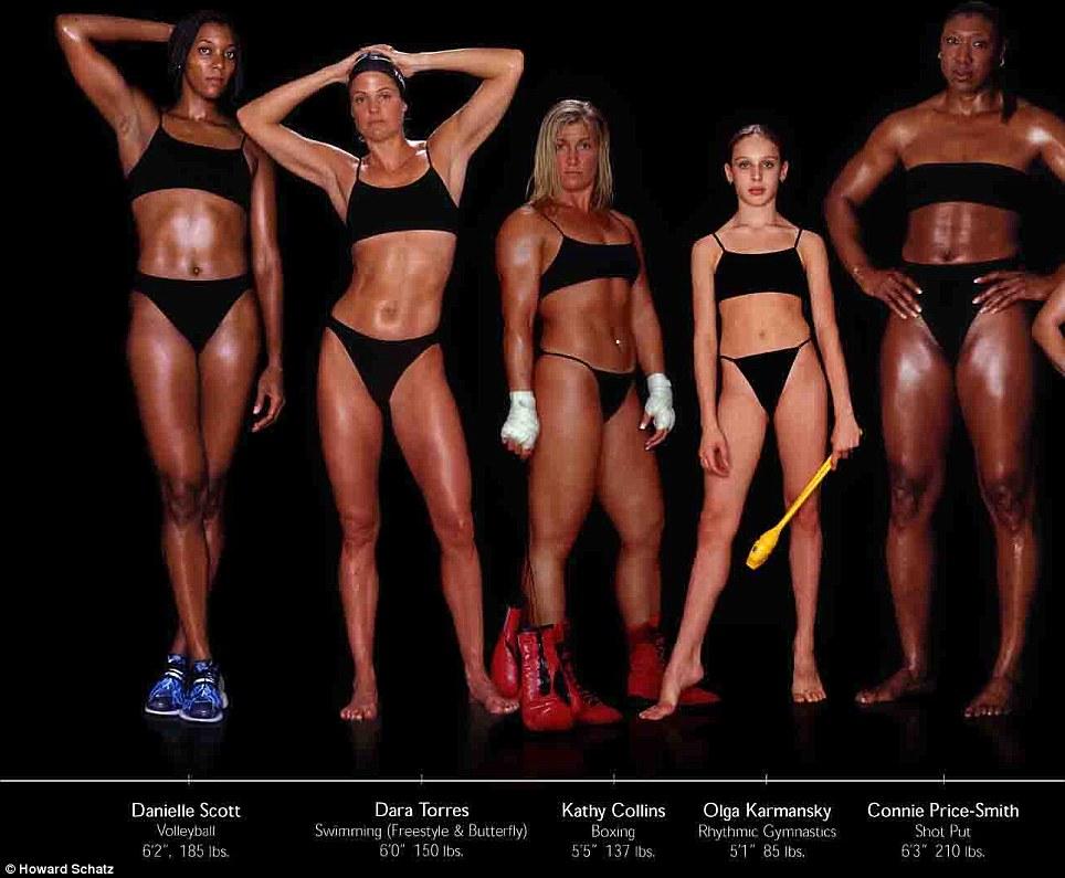Athlete by Howard Schatz (HarperColllins)