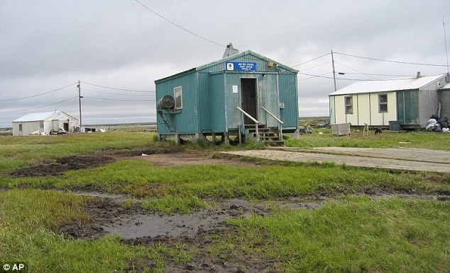 Bureau of Indian Affairs has ruled that the sitting tribal council no longer represents the community of 350 residents in Newtok, Alaska