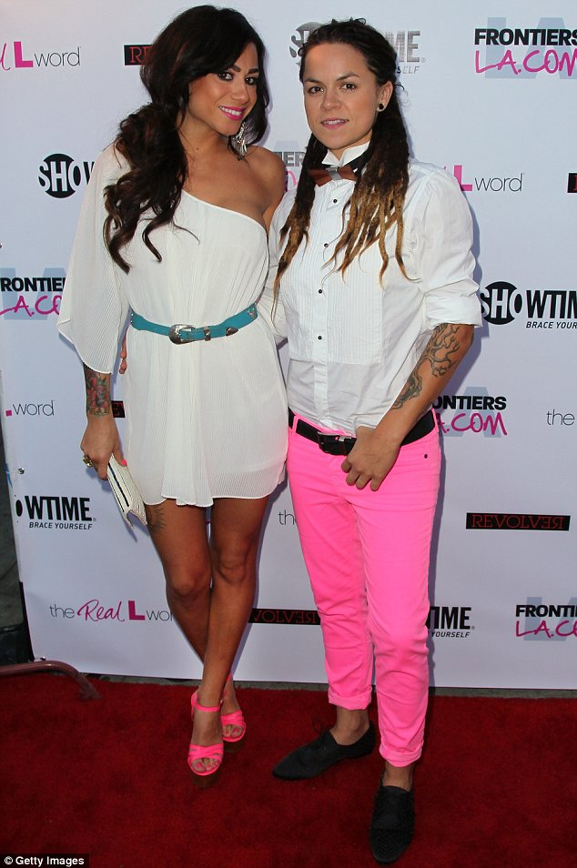Trouble in paradise? Real L Word stars Whitney Mixter and Sada Bettencourt will try to work through their issues