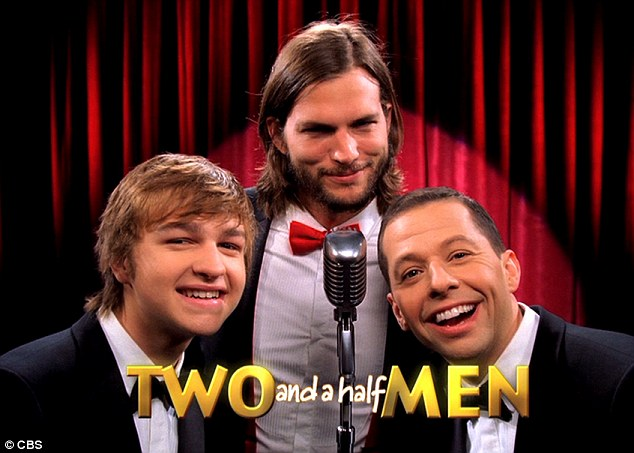 Tune in: Probt's episode of Two and a Half Men will air on Nov. 14