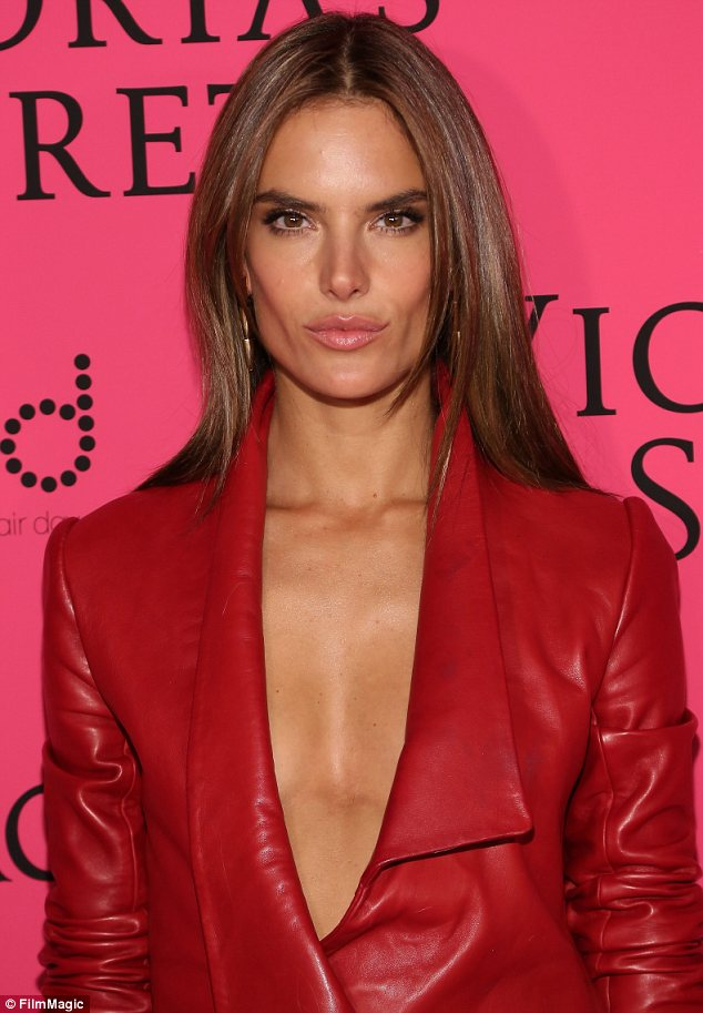 Ironic: For a group of women who've made their name modelling lingerie, many of the Victoria's Secret models chose to forgo underwear at the after party