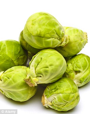 Good stuff: Brussels sprouts provide a good source of vitamin A, B6, C, E, K, potassium, manganese, folate acid, iron, glucosinolates, riboflavin, and thiamin