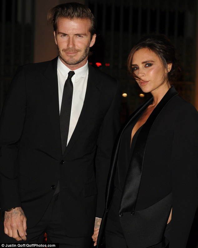 Brand Beckham: Victoria has definitely stepped out of her famous footballer husband David's shadow since launching her clothing label