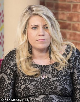 Sophie Archer, the mother of a toddler killed by her 21-year-old boyfriend while she celebrated her birthday in New York was interviewed on This Morning today