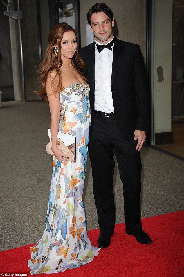 Famous derriere: Una Foden explained Kim Kardashian's voluptuous curves aren't her rugby player husband Ben Foden's 'cup of tea'