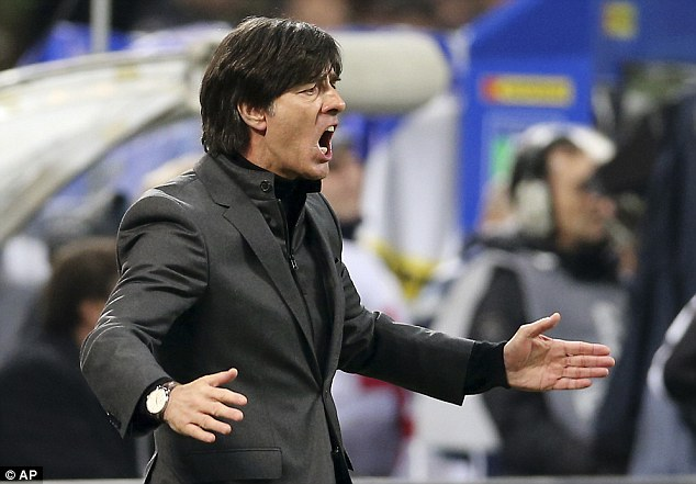 Mastermind: Joachim Low has been instrumental in the rise and rise of the German national team