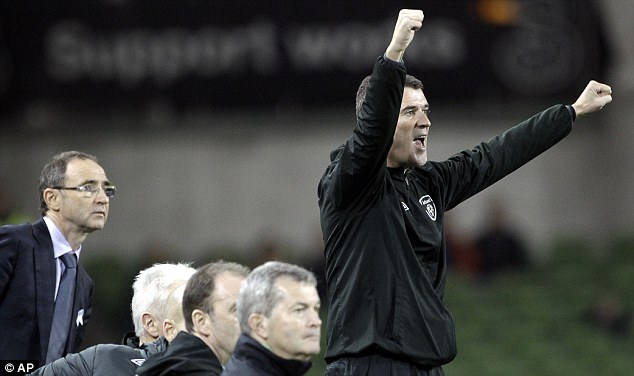 Mellowed? Roy Keane insists he is not the 'animal' he has been portrayed as throughout his career