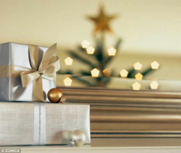 The Archbishop's warning comes as it was revealed that Britons will spend an average of £28.70 on each present this Christmas - an increase of £1.70 on the figure for 2012