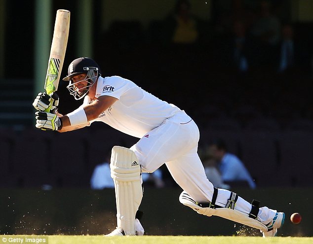 100 club: England batsman Kevin Pietersen