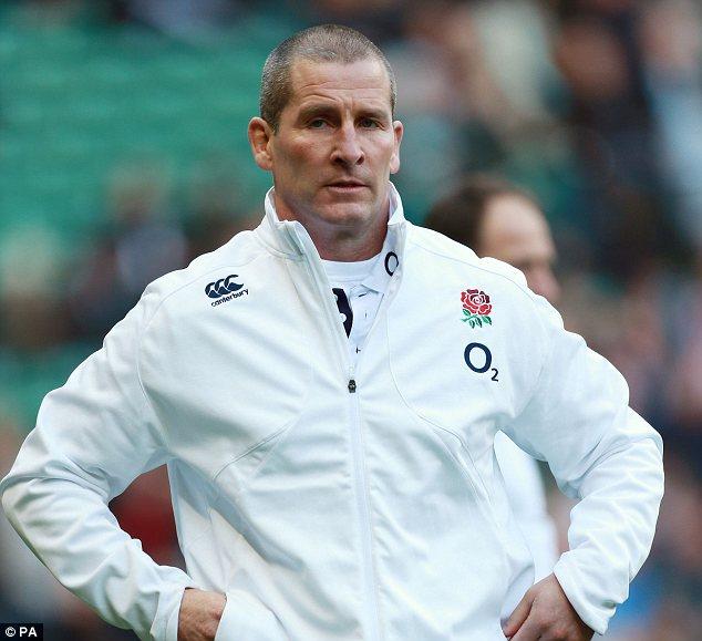 Right on time: England Coach Stuart Lancaster