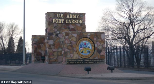 Stationed: The crimes began shortly after Aaron Lucas' arrival at Fort Carson with the 1st Brigade Combat Team, 4th Infantry Division