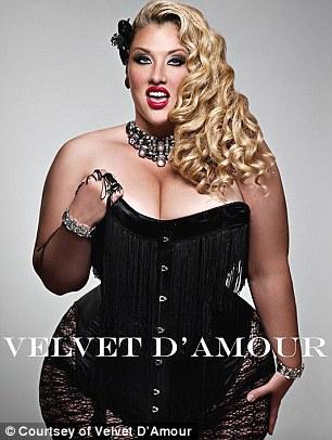 Courtsey of Velvet D'Amour