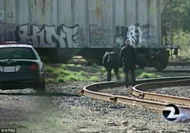 Scene: His body was found on August 15, 2009 in a notoriously troubled area of Richmond, California