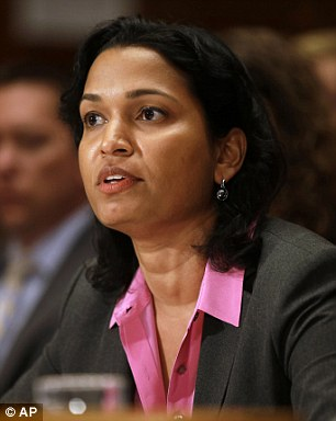 Warning: Mythili Raman, acting assistant attorney general, for the Justice Department's Criminal Division said virtual currencies were increasingly being used by criminals