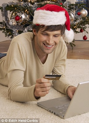 The online whizz-kid does all of their shopping over the internet