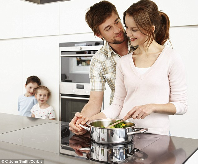 Mothered: Men also think a potential wife should take care of them by cooking and cleaning