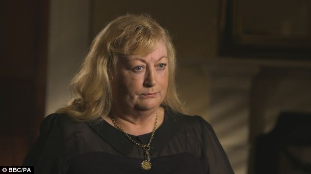 Justice: Patricia McVeigh, daughter of Patrick McVeigh, told the programme her father was an innocent man