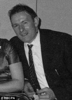 Accused: Patrick McVeigh was killed by an MRF patrol who claimed he was holding a weapon. Forensic tests were negative and his family have been fighting for 40 years to clear his name