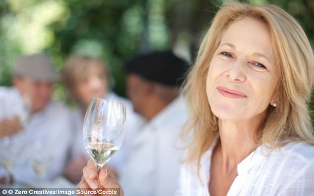 Older people are more prone to hangovers than young people because they tend to drink less often as they are more focused on their careers and families