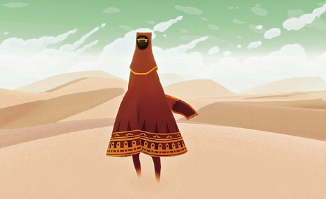 'Games like Journey on PS3 have redefined what people think of PlayStation,' said Andrew House, CEO of Sony Computer Entertainment