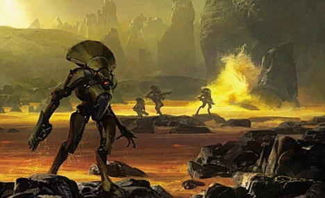 Destiny is set in a ruined far-future version of our own solar system, with millions of players to meet and a story updated with new episodes each week