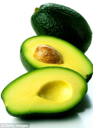 'Ave it: Avocados are a great source of protein