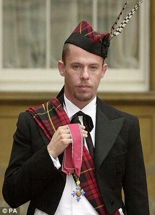 The family also say that they would like to have Alexander McQueen's treasured CBE medal, but have been met with red tape by trustees