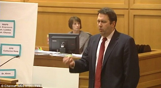 'This is so far from a mistake': Assistant District Attorney Matthew Moeser argued during the trial that the abuse ongoing, and hardly an error in judgement