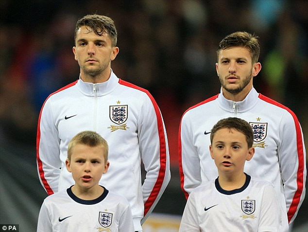 Chance gone? Jay Rodriguez might have seen his World Cup chances diminish altogether
