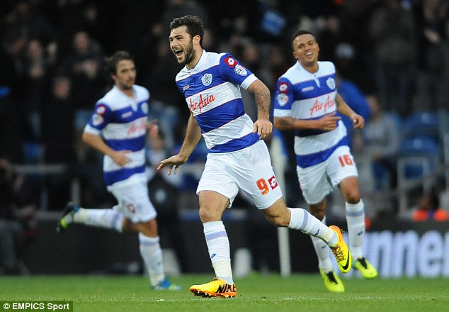 Double punishment: The Football League could look to penalise QPR after their relegation last season