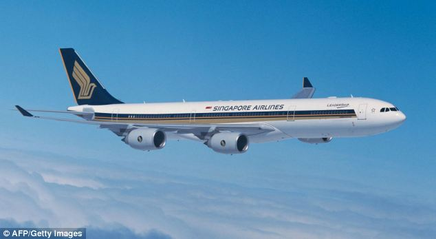 No more: Singapore Airlines has decommissioned the world's longest scheduled commercial flight which linked Newark Airport in New Jersey with Changi Airport in Singapore