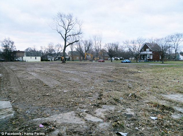 Dreams of a better future: They hope the move will help the area stabilize its economy