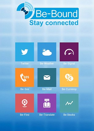 Fed up of expensive hotel Wi-Fi charges? New app lets users access the internet anywhere in the world for FREE (and it works with any carrier)