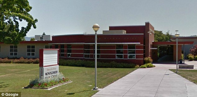 Shocking find: A 15-year-old boy was found unconscious and suffering from severe head trauma outside Montgomery High School in Santa Rosa, California