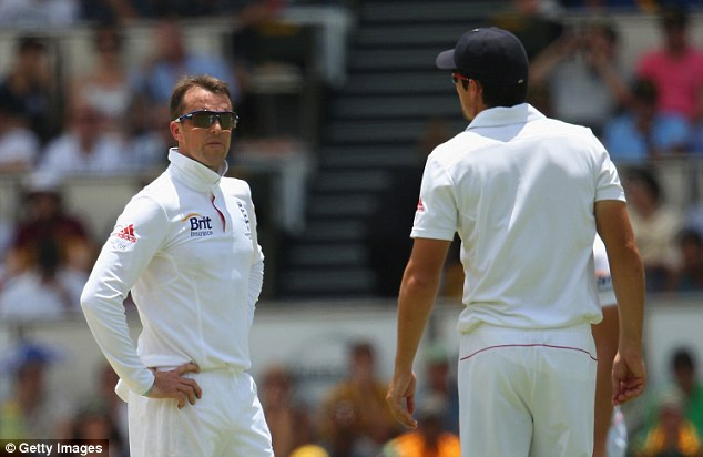 Canned: Graeme Swann's video content has yet to be released, despite a Sydney launch event