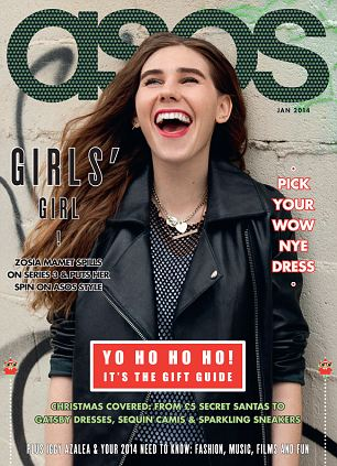 ASOS magazine is out now