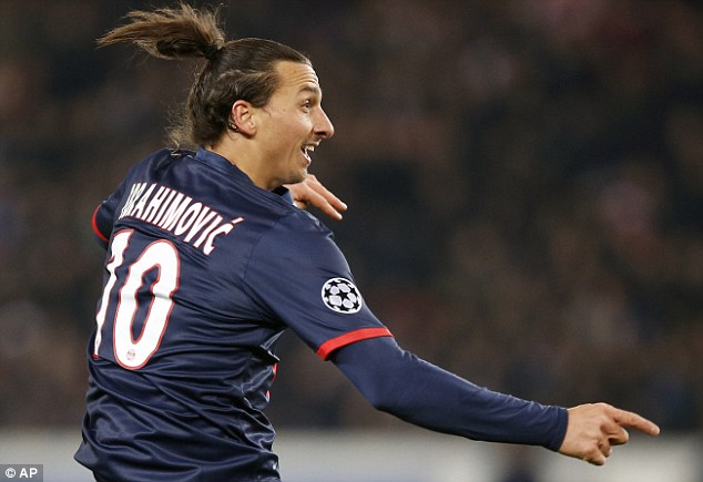 Second best: Zlatan Ibrahimovic's autobiography lost out to Doped in the Sports Book of the Year awards