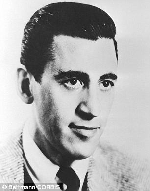 1951 --- Author J.D. Salinger, best known for Catcher in the Rye. --- Image by © Bettmann/CORBIS