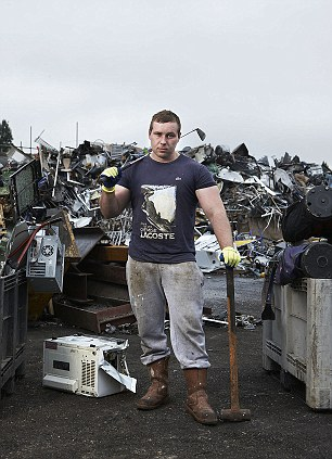 Scrappers from Romania and Bulgaria are trying to muscle in on the business, reported Getting Rich In The Recession. The newcomers are likely to find themselves in a scrap of a different sort.