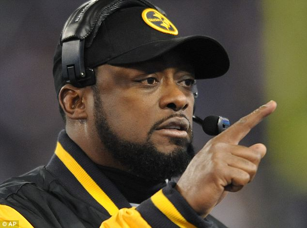 In trouble? Tomlin faces league investigation 'The play will be reviewed next week as per our normal procedures,' NFL spokesman Michael Signora said on Friday