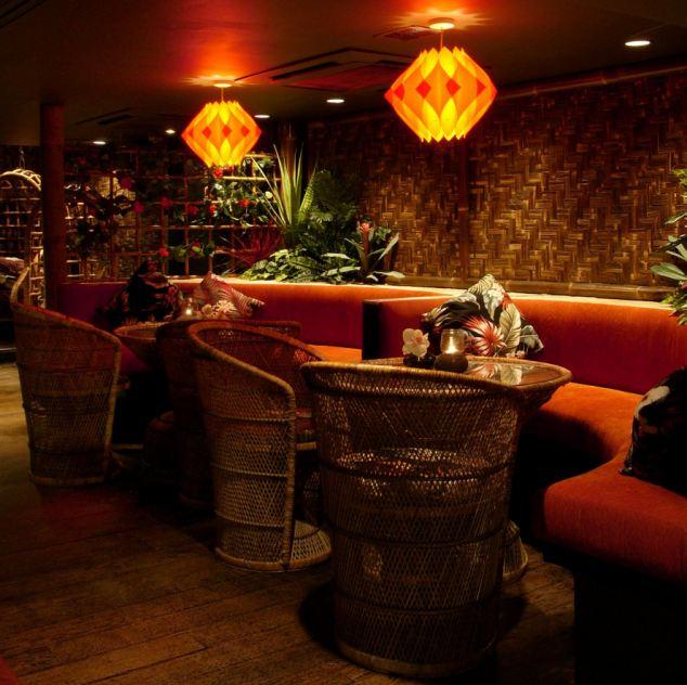 Job: Jack, a former waiter, helps manage the tropical island-themed Mahiki in Mayfair, London