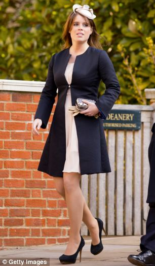 High expectations: Eugenie is expected to be involved in setting up a UK branch of Paddle8 in London