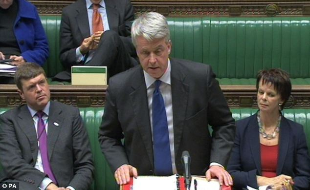Records show Andrew Lansley also received expenses for mortgage interest and utility bills for a flat in London, although records do not reveal whether the flat he claimed for was the one in Pimlico